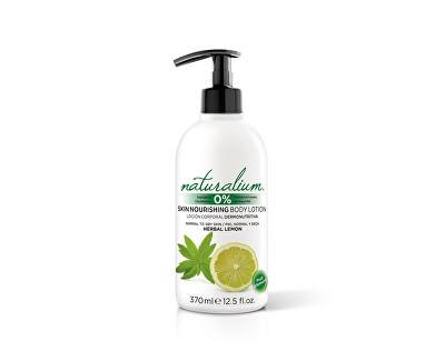 Hydratační tělové mléko s výtažky z bylin a citrusů (Skin Nourishing Body Lotion) 370 ml