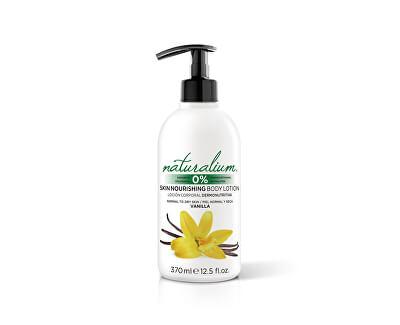 Hydratačné telové mlieko Vanilka (Skin Nourishing Body Lotion) 370 ml