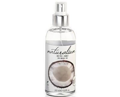 Naturalium Tělový sprej Kokos 200 ml