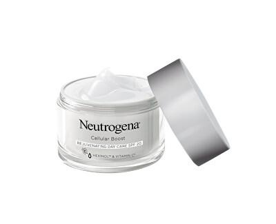 Omlazující denní krém s SPF 20 Cellular Boost (Rejuvenating Day Care) 50 ml