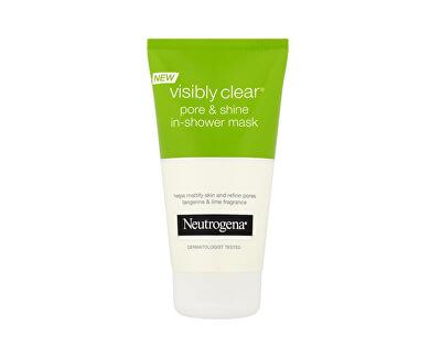 Pleťová maska do sprchy Visibly ClearPore & Shine (In Shower Mask) 150 ml