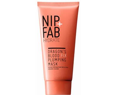 NIP + FAB Intenzivní hydratační gelová maska Dragon's Blood (Plumping Mask) 50 ml