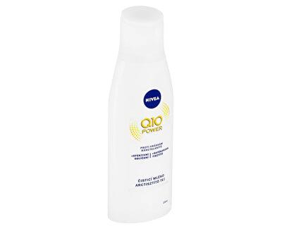 Čisticí pleťové mléko proti vráskám Q10 Plus 200 ml