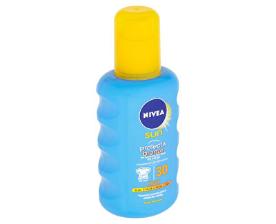 Intenzivní sprej na opalování SPF 30 Sun (Protect & Bronze Sun Spray) 200 ml