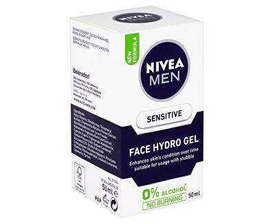 Pleťový gel pro muže Sensitive (Hydro Gel) 50 ml