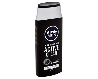 Šampon s aktivním uhlím pro muže Active Clean 250 ml