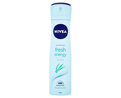 Nivea Antiperspirant ve spreji Energy Fresh (Antiperspirant) 150 ml