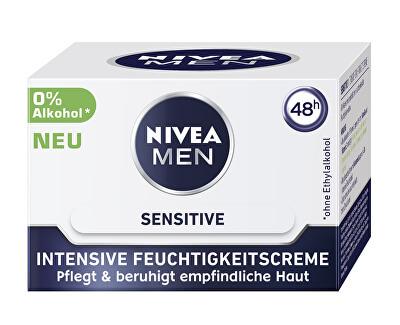 Intenzivně hydratační krém Men Sensitive (Intensive Face Cream) 50 ml