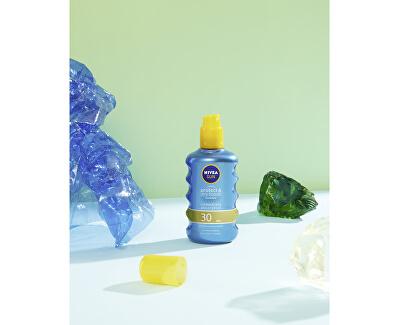 Neviditelný sprej na opalování Protect & Refresh SPF 30 200 ml
