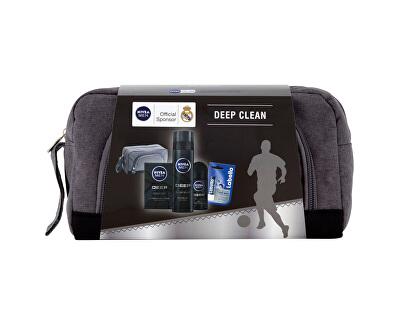 Dárková sada pro muže Deep Clean - SLEVA - poškozený papírový obal