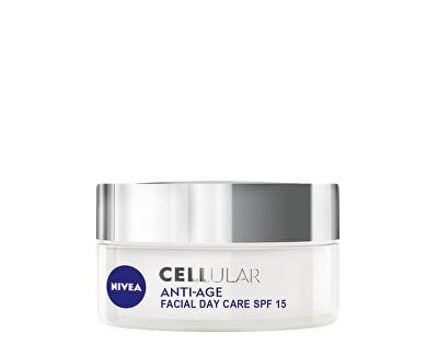 Nivea Denní krém pro omlazení pleti Cellular Anti-Age SPF 15 50 ml