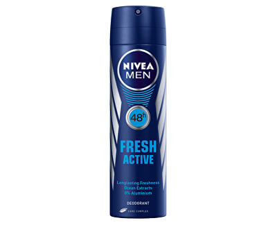 Deodorant ve spreji pro muže Fresh Active 150 ml