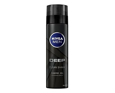 Gel na holení Deep (Shaving gel) 200 ml