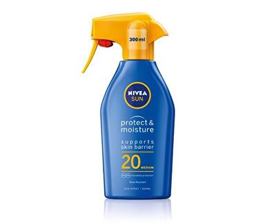 Hydratační sprej na opalování SPF20 (Sun Spray) 300 ml