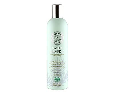 Natura Siberica Kondicionér pro mastné vlasy (Volumizing and Balancing Conditioner) 400 ml