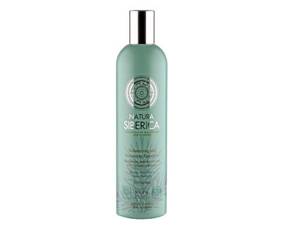 Natura Siberica Šampon pro mastné vlasy (Volumizing and Balancing Shampoo) 400 ml