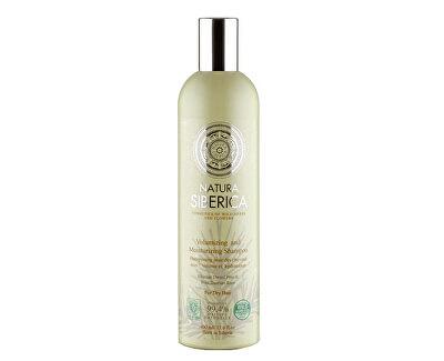 Šampon pro suché vlasy - Objem a hydratace (Volumizing and Moisturizing Shampoo) 400 ml