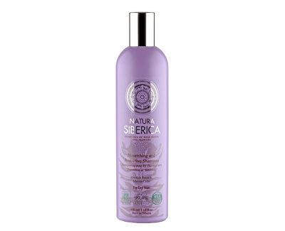 Natura Siberica Šampon pro suché vlasy - Ochrana a výživa (Nourishing and Protective Shampoo) 400 ml