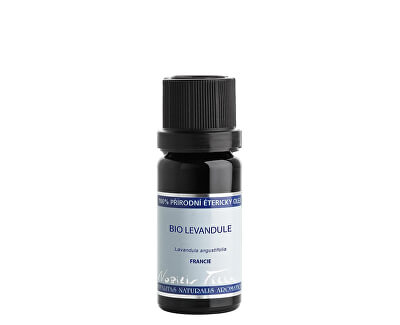 Éterický olej Bio Levandule 10 ml