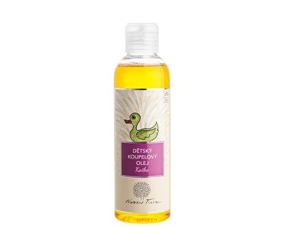 Dětský koupelový olej Kačka 200 ml