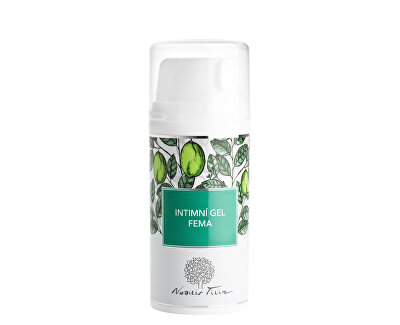 Intimní gel Fema 100 ml
