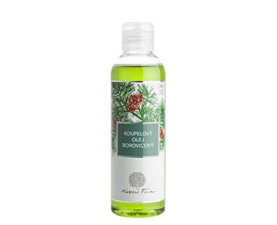 Koupelový olej Borovicový 200 ml