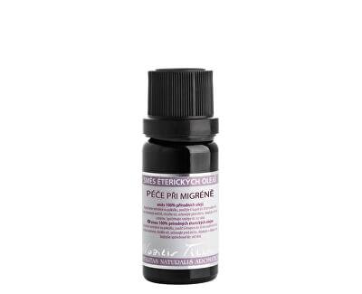 Směs éterických olejů Péče při migréně 10 ml