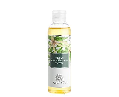 Tělový a masážní olej Tantra 200 ml