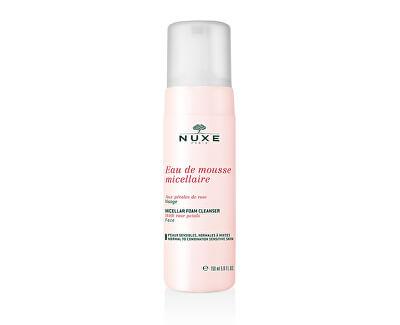 Nuxe Čisticí micelární pěna (Micellar Foam Cleanser with Rose Petals) 150 ml