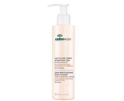 Hydratační tělové mléko pro suchou pokožku Body (24hr Moisturizing Body Lotion) 200 ml