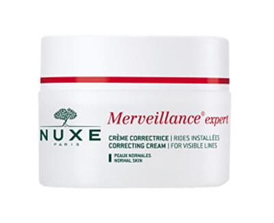 Nuxe Pleť ový krém proti vráskam pre normálnu pleť Merveillance Expert (Correcting Cream Visible Lines) 50 ml