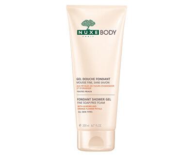Nuxe Sprchový gel Body (Fondant Shower Gel) 200 ml