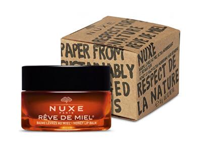 Ultra výživný balzám na rty s medem Reve de Miel 02 (Ultra Nourishing and Repairing Honey Lip Balm) 15 g