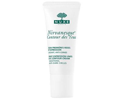 Nuxe Vyhlazující oční krém proti prvním vráskám Nirvanesque Contour des Yeux (1st Wrinkles Smoothing Eye Contour Cream) 15 ml