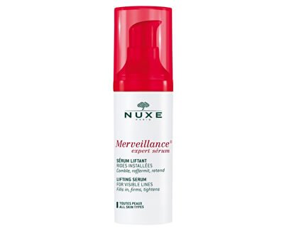 Nuxe Vyhlazující pleťové sérum Merveillance (Lifting Serum) 30 ml