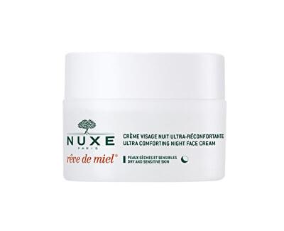 Výživný noční krém pro suchou a citlivou pleť Reve de Miel (Ultra Comfortable Face Cream Night) 50 ml