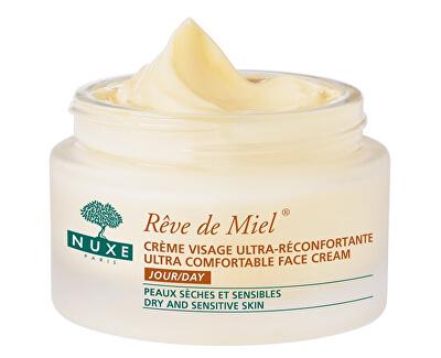 Zklidňující denní krém pro suchou a citlivou pleť (Reve de Miel Ultra Comfortable Face Cream) 50 ml