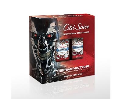Kosmetická sada pro muže Terminator Wolfthorn