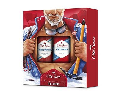 Kosmetická sada pro muže Whitewater Alpinist - SLEVA - poškozená krabička