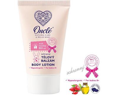 Onclé Luxusní dětský hypoalergenní balzám s BIO šípkovým olejem 35 ml