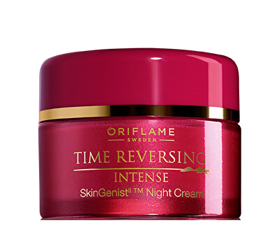 Oriflame Omlazující noční krém Time Reversing (Intense SkinGenistII Night Cream) 50 ml