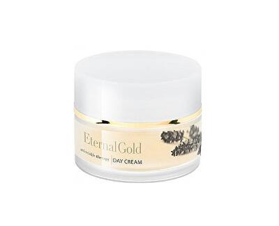 Crema de zi antirid de Gold etern pentru pielea uscată și sensibilă (Anti-Aging Day Cream) 50 ml