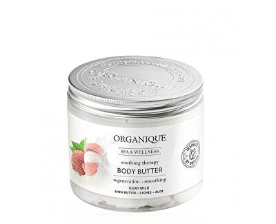 Se calmează untul de corp cu lapte de capră ( Body Butter) 200 ml
