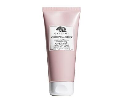 Odličovač voděodolného make-upu Original Skin™ (Cleansing Makeup-Removing Jelly With Willowherb) 100 ml