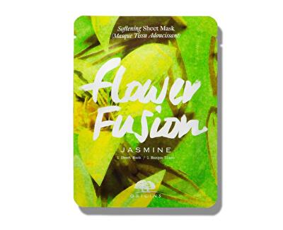 Mască pentru hidratarea pielii Jasmin FlowerFusion(Sheet Mask) 1 bucata