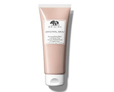 Mască de Ten cu argilă roz 2 in 1 Bulldog Original Skin ™ (Retexturizing Mask With Rose Clay) 75 ml