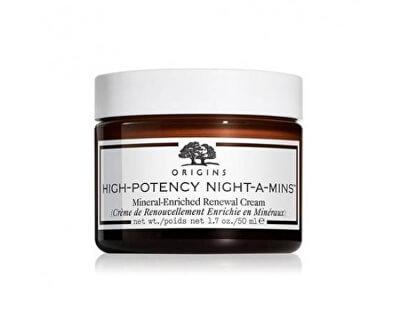 Cremă regenerantă de noapte High Potency Night-A-Mins ™ (Resurfacing Cream with Fruit-Derived AHA's) 50 ml