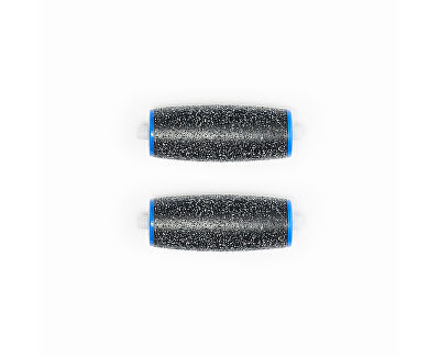 Náhradní hlavice do elektrického pilníku Velvet Smooth Diamond extra hrubé 2 ks