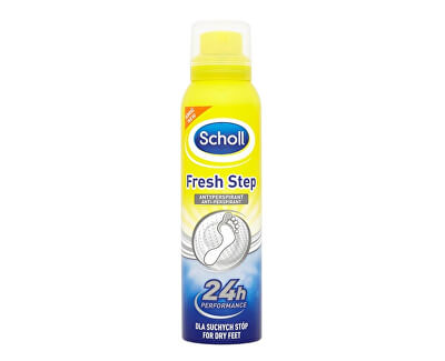 Scholl Antiperspirant na nohy v spreji Fresh Step 150 ml