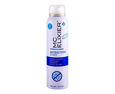 Mc Elixier spray antibacterian cu alcool 70% 150 ml